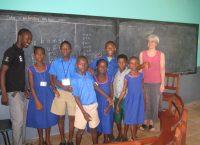 Jo Saunders: Visiting St Joseph's School for the Deaf