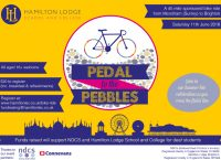 Deaf-Friendly Bike Ride – Pedal to the Pebbles with Hamilton Lodge School and College