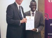 Deaf learner, Paul Ntulila beats all odds to be awarded a scholarship