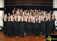 Interview with signing choir, Hands 4 Voices member, Laura-Jayne Greene