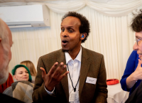 Deaf Role Model of the Month: Abdi Gas, Founder of Deaf Unity