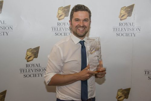 Deaf Role Model of the Month: Charlie Swinbourne