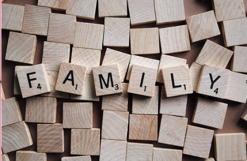 Deaf in Hearing Family